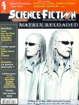 Science-Fiction Magazine 33