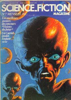 Science-Fiction Magazine n° 7