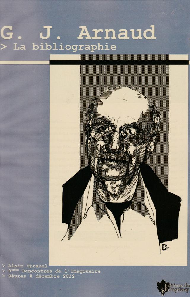 G. J. Arnaud - la bibliographie