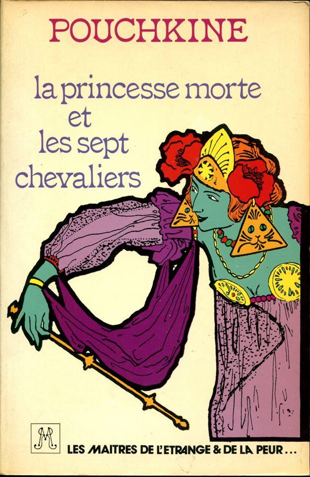 La Princesse morte et les sept chevaliers