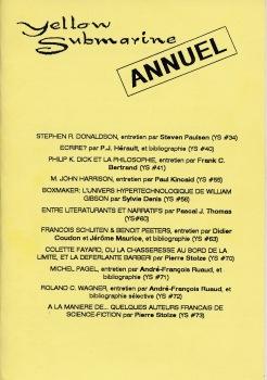 Yellow Submarine - annuel 1990