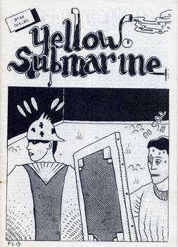 Yellow Submarine n° 34