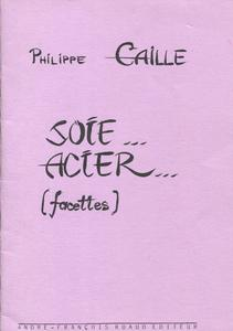 Soie... Acier... (facettes)