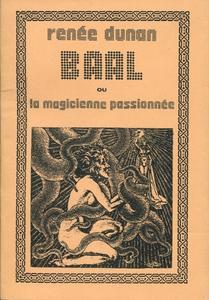 Baal ou la magicienne passionnée