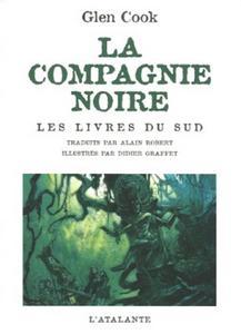 La Compagnie noire - Les livres du Sud
