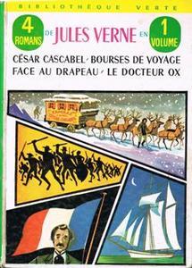 4 romans de Jules Verne en 1 volume