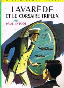 Lavarède et le corsaire Triplex