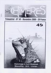Chimères n° 49