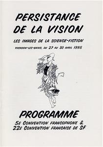 Persistance de la vision - les images de la science-fiction