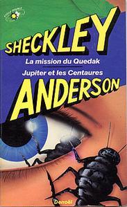 La Mission du Quedak / Jupiter et les Centaures