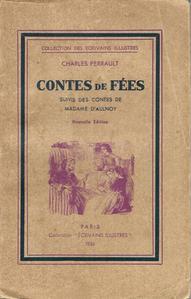 Contes de Fées suivi des contes de Madame d'Aulnoy