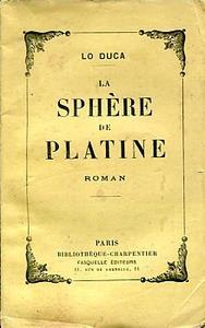 La Sphère de platine