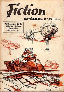 Fiction spécial n° 5 : Anthologie de la science-fiction française