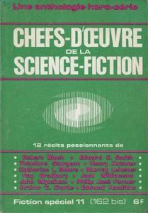 Fiction spécial n° 11 : Chefs-d'œuvre de la science-fiction