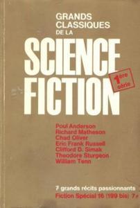 Fiction spécial n° 16 : Grands classiques de la science-fiction (1ère série)