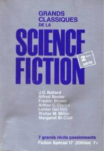 Fiction spécial n° 17 : Grands classiques de la science-fiction (2ème série)