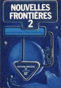 Fiction spécial n° 25 : Nouvelles Frontières (2ème série)