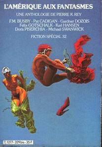 Fiction spécial n° 32 : L'Amérique aux fantasmes