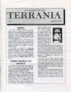 La Gazette de Terrania n° 2