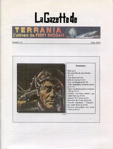 La Gazette de Terrania n° 16