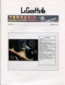 La Gazette de Terrania n° 18
