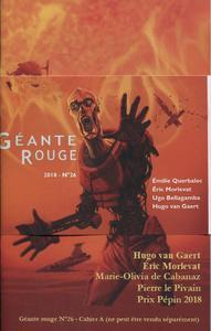 Géante Rouge n° 26