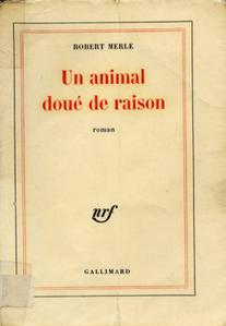 Un animal doué de raison