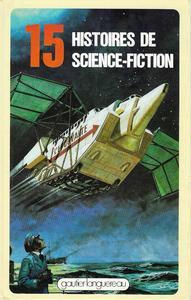 15 histoires de science-fiction