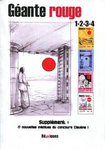 Géante Rouge Recueil n° 1
