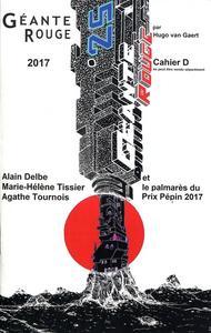 Géante Rouge n° 25 - Cahier D