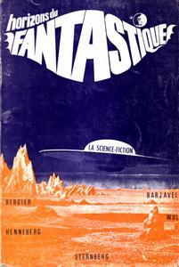 Horizons du fantastique n° 11 - Science-Fiction