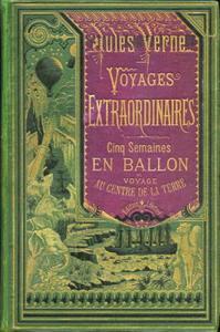 Cinq semaines en ballon / Voyage au centre de la terre