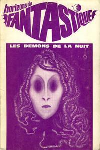 Horizons du fantastique n° 8 - Les démons de la nuit