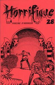 Horrifique n° 28
