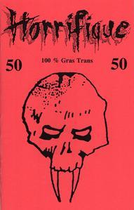 Horrifique n° 50
