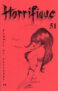 Horrifique n° 51 : Spécial Femmes de l'étrange #8