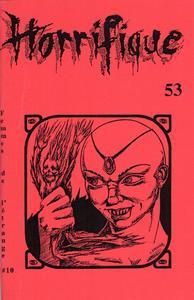 Horrifique n° 53 : Spécial Femmes de l'étrange #10