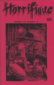 Horrifique n° 60 : Spécial Attaque des zombies - 4