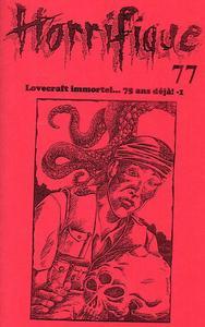 Horrifique n° 77 : spécial Lovecraft immortel... 75 ans déjà! -1