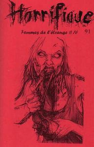Horrifique n° 91 : spécial Femmes de l'étrange #16