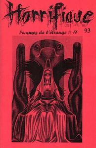 Horrifique n° 93 : spécial Femmes de l'étrange #18