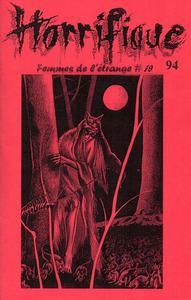 Horrifique n° 94 : spécial Femmes de l'étrange #19