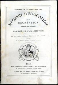 Magasin d'éducation et de récréation n° 21