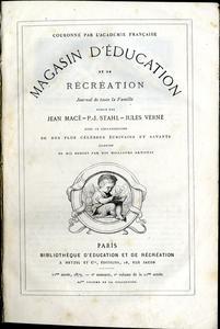 Magasin d'éducation et de récréation n° 22
