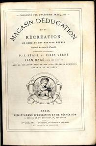 Magasin d'éducation et de récréation n° 33