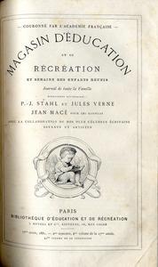 Magasin d'éducation et de récréation n° 34