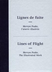 Lignes de fuite - Mervyn Peake, l'oeuvre illustrée