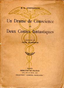 Un drame de Conscience et deux contes fantastiques