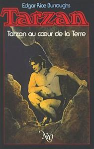 Tarzan au coeur de la Terre