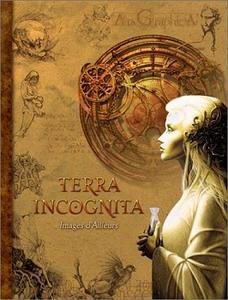Terra Incognita - Les nouveaux talents de l'imaginaire français